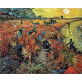 670b6d403e0 Relógio De Parede Obra Do Pintor Vincent Van Gogh Boats no Mercado ...