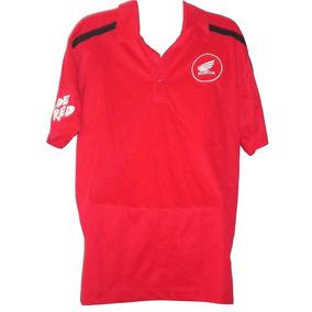 Playera Sport Honda T-shirt Ride Red Racing Honda Talla M