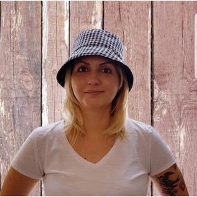 Bucket Hat Xadrez - Acessórios da Moda no Mercado Livre Brasil 5b3fe7887dc