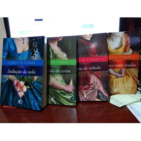 Livro Kit 4 Livros As Modistas Loretta Chase