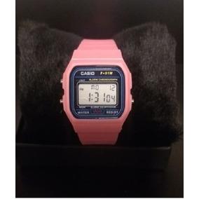 473dd79018b Relogio Casio Retro Vintage Colorido - Relógios De Pulso no Mercado ...