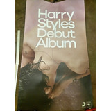 Poster Harry Styles Grande Tamaño 135x75 Cm One Direction