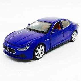 Maserati Ghibli C/ Luz E Som Action 1:32 California Toys