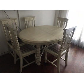 Mesas Comedor Antiguas Restauradas - Muebles Antiguos, Usado en ...