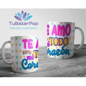 Tazas Personalizadas - Dia De Los Enamorados, Parejas!
