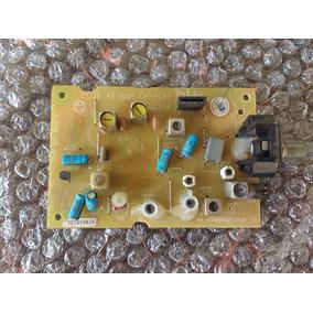 Placa Antena Som Philips Fwm576 Original