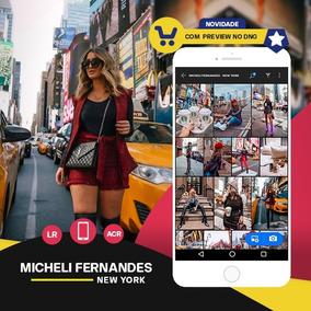 Micheli Fernandes - New York Presets: Lr + Acr + Mobile