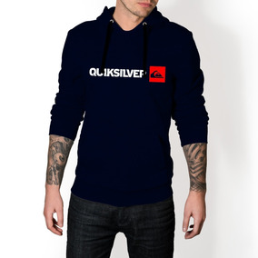Blusa De Frio Quiksilver - Calçados, Roupas e Bolsas no Mercado ... 7c0c4c7bde