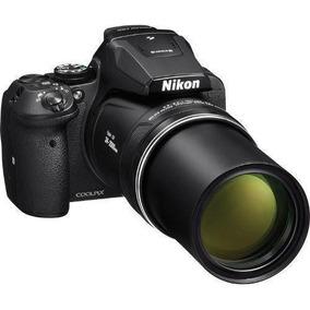 Câmera Nikon Coolpix P900 16mp 83x Wifi Nfc