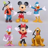 Anime Disney Mickey Pluto Goofy Donald Daisy Minnie
