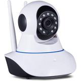 Cámara De Seguridad 360 Robotica Micrófono Wifi Infrarrojos
