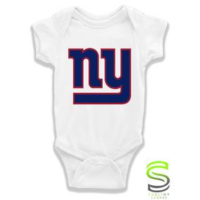 42027e810b Body Infantil New York Giants Nfl Futebol Americano