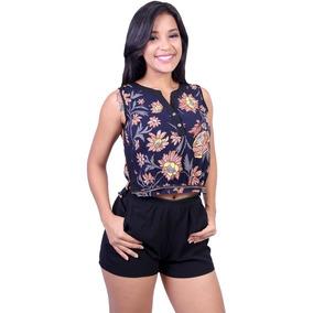 Macaquinho Separável Valentina - Asya Fashion