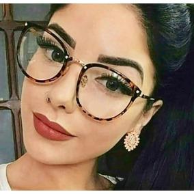 Oculos De Grau Oncinha Retro - Óculos no Mercado Livre Brasil d8f0bd6273