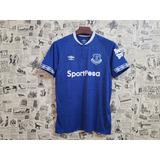 2b89c2630 Uniforme Everton Inglaterra Original - Camisas de Futebol no Mercado ...