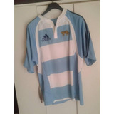 Camiseta Rugby - Pumas (seleção Argentina) - adidas - M