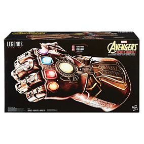 Guante Thanos Articulado Marvel Legend Infinity War Avengers