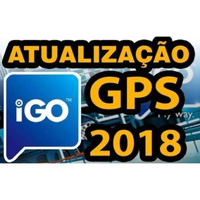 Atualizaçao Para Gps Igo 2018/2019