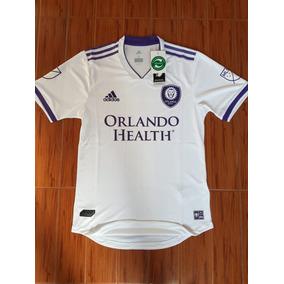 90ad2871e6b21 Camiseta Orlando City - Camisetas de Clubes Extranjeros Adultos en ...