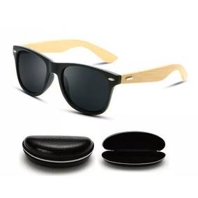 Oculo Sol Perna Madeira - Óculos De Sol, Usado no Mercado Livre Brasil d00d8ddc63