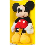 La Casa De Mickey Mouse Peluche C/luz (1854)