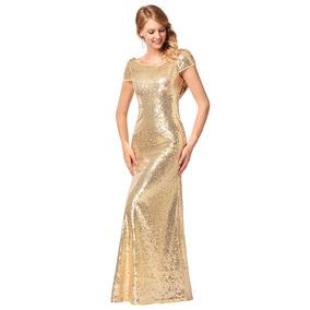 30b10c4c4 Vestidos Para Dama De Honor Importados - Vestidos Textura en Mercado ...