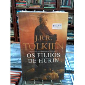 Os Filhos De Hurin J R R Tolkien (ainda Lacrado)