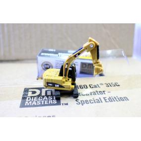 Miniatura Para Maquetes Escavadeira 1:160 Cod.00289