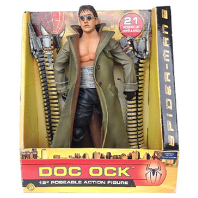Doc Ock Doutor Octopus Homem Aranha 2 Toybiz Otto Octavius
