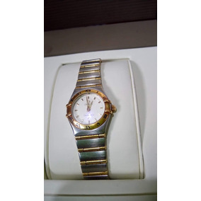 c2b0f40d7ec8 Reloj Omega Constellation Acero Oro Amarillo - Relojes en Mercado ...