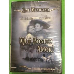 Que Bonito Amor Dvd En Mercado Libre México