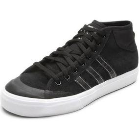 12937007698 Tenis adidas Skateboarding Matchcourt Mid Preto - Original