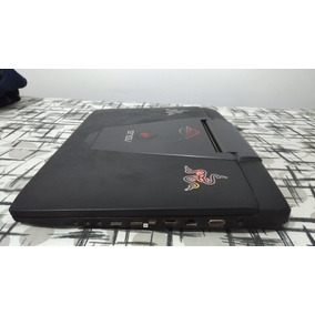 Notebook Gamer Asus Rog G751 Jt 17.3 16gb Ram I7 970m