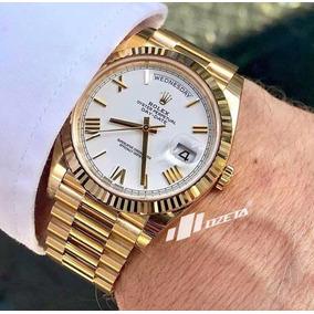 d12ee5395c5 Rolex Day Date Presidente Replica - Relógio Rolex no Mercado Livre ...