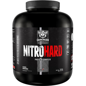 Nitrohard - Whey Protein - Morango 1,8kg