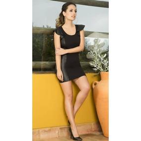 Vestidos Cortos En Cuerina - Ropa y Accesorios en Mercado Libre Colombia 02919792aa7