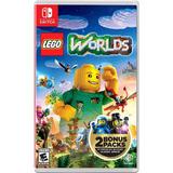 Lego Worlds - 2 Paquetes Adicionales De Dlc