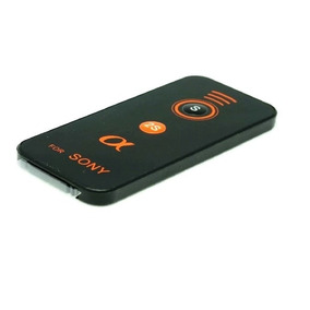 Controle Remoto Rmt Sony Alpha A6100 A6000 A6500 A6300