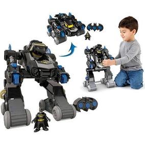 Batman Imaginext Batbot Dmt 82 Mattel