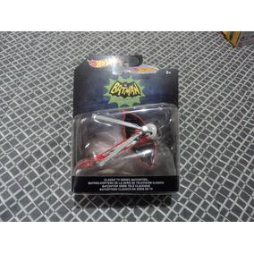 Helicóptero Batman Tv Series Hot Wheels