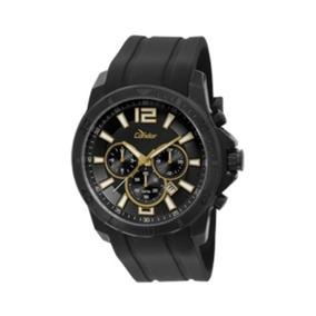 Relógio Condor Masculino Preto Covd33ad