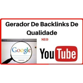 Gerador De Backlinks 2018