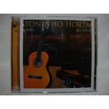 Cd Duplo Original Toninho Horta- Solo- Ao Vivo