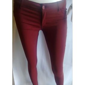 Pantalon Vino Dama