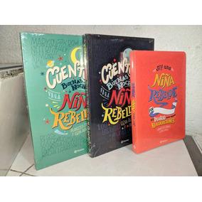 Diario + Cuentos De Buenas Noches Para Niñas Rebeldes 1 Y 2