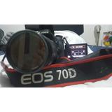 Canon 70d Solo Cuerpo