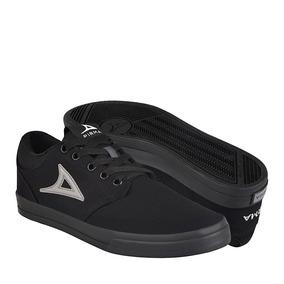 Zapatos Atleticos Y Urbanos Pirma 102 25-29 Lona Negro