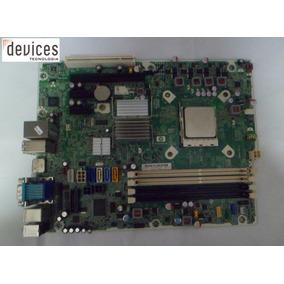 Placa Mae Hp Compaq 6005 Pn:531966-001 + Amd Athlon Ii Am3