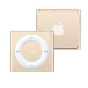 Apple Ipod Shuffle Gold 5ª Geração Lacrado Pronta Entrega!