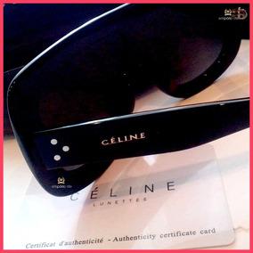 Óculos De Sol Celine Adele Retrô - Vintage - Clássico  2198  6b3e126558
